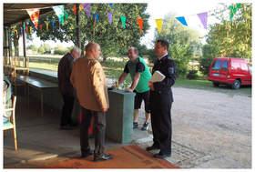 unsere Gäste … der Feuerwehrverein Barchfeld