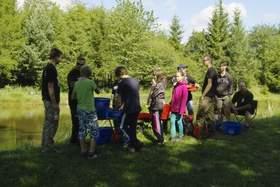 Jugendlager der Hegegemeinschaft in Gumpelstadt (Gastgeber 2014)
