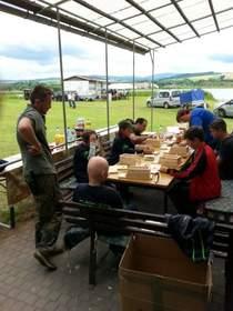 Jugendlager VANT 2016 in Fambach